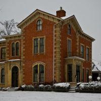 Patrick Hess House, Олбани