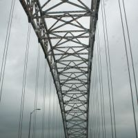 Louisville, Sherman Minton Bridge, Олбани
