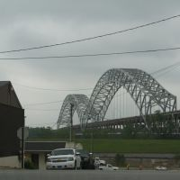 New Albany, Sherman Minton Bridge, Олбани