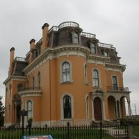 New Albany, Culbertson Mansion, Олбани
