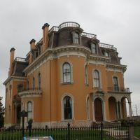 New Albany, Culbertson Mansion, Олбани