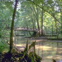 Bridge on Little Calumet River, Портер