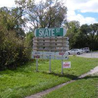 Skate park, Портер