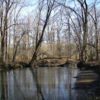 East Branch of the Little Calumet River, Портер