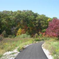 Brickyard Trail Near Indiana Dunes National Lakeshore HQ, Портер