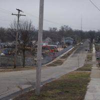 street view, Саут-Бенд