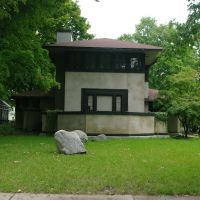 Frank Lloyd Wright House, Саут-Бенд