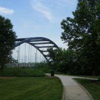 Headwaters Park, MLK Bridge, Форт Вэйн