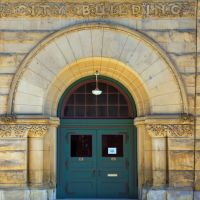 Old City Hall -- Fort Wayne, Indiana, Форт Вэйн