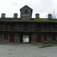 Old Fort Wayne, Форт Вэйн