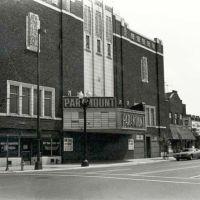 Paramount Theater circa 1982, Хаммонд