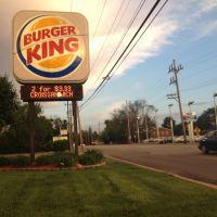Burger King, Хобарт