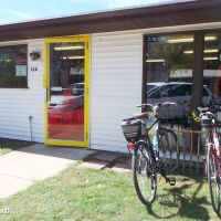 Chesterton Bicycle Station in Chesterton, Indiana, Честертон