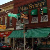 Main Street, Честертон