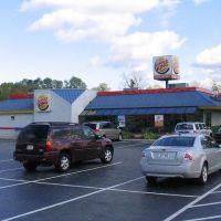 Burger King, Честертон