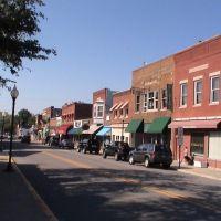 Downtown Cheesetown, Честертон