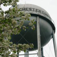 Chesterton Water Tower, Честертон