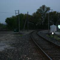 NS Michigan Line, Честертон