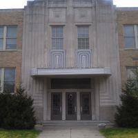 Lora B. Pearson School- Shelbyville IN, Шелбивилл