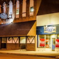Downtown Shelbyville, Indiana, Шелбивилл