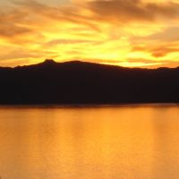 Lake Tahoes Sunset, Тахо