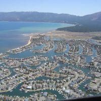 Tahoe Keys, Тахо