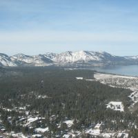 Departing South Lake Tahoe, Тахо