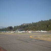 South Lake Tahoe Airport KTVL, Тахо