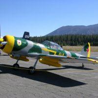 Air Show at Lake Tahoe Airport, Тахо