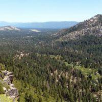 Panorama USA Lake Tahoe, Тахо