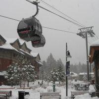 Winter in Lake Tahoe, Тахо