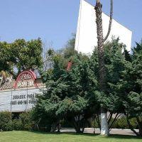 Drive Inn Theater at Azusa  LA, Азуса