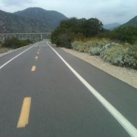 San Gabriel Bike Path, Азуса