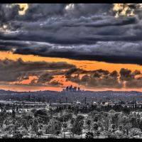 Los  Angeles :: After the Rain, Азуса
