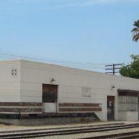 Azusa Santa Fe Depot (3168), Азуса