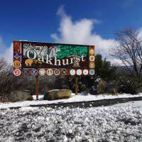 Welcome to Oakhurst, 2/2012, Алтадена