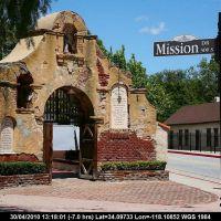 L.A - Mission San Gabriel, Альгамбра