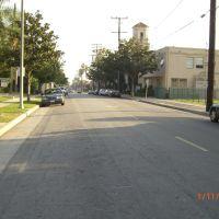 n almansor street, Альгамбра