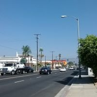 Garfield Ave. Alhambra, California, Альгамбра