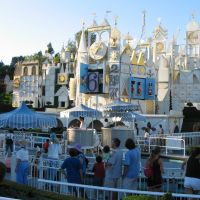 Its a Small World, Disneyland, Анахейм