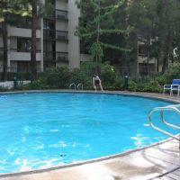 Howard Johnson Hotel Pool, Анахейм
