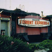 Anaheim, Restaurant Orient Express, Анахейм
