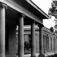 Inside Anaheim High 1933 vintage, Анахейм