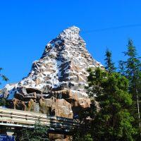 Matterhorn, Анахейм