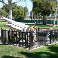 Memorial Park Cannon, Апленд