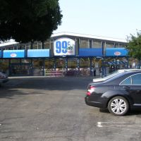 99 cents Store , Nov 2009, Аркадиа