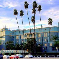 Santa Anita Park • Turf Club • Arcadia, Аркадиа