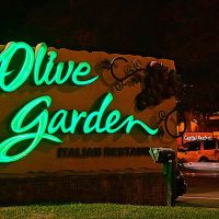Olive Garden • Arcadia, Аркадиа