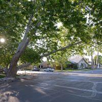 A St & 20th St, Bakersfield CA, 3/2014, Бакерсфилд
