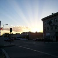 Bakersfield Sun, Бакерсфилд